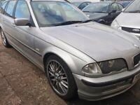 BMW E46 330D BREAKING - ALL PARTS AVAILABLE