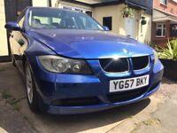 BMW 318D 2007