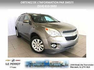 2012 Chevrolet Equinox FWD LT, CRUISE,BLUETOOTH, A/C, GR ELECT,