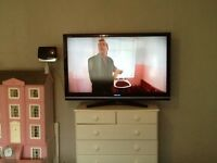 46 inch Toshiba large screen tv