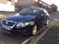 Vw Passat 2.0 FSI 6 speed manual 12 Months MOT