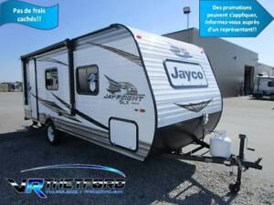 2019 Jayco JayFlight SLX 195RB