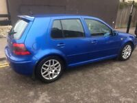 VW GOLF MK4 PETROL 5 DOOR HATCHBACK MOT 03/2018 SPARE OR REPAIR CAR SMOKE NEED RECOVERY TO MOVE