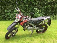 2012 Aprilia SX50, 50cc