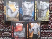 FFREE- Mens dvds