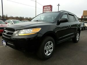 2009 Hyundai Santa Fe GLS GLS !! HEATED SEATS !!! CLEAN CAR-P...