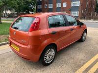 Fiat, GRANDE PUNTO, Hatchback, 2006, Manual, 1242 (cc), 5 doors