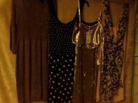 4 ladies dresses