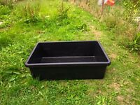 Laguna Rectangular SMALL Tub (105X72X30cm) Preformed Pond / Tank / Basin RRP: £65.99