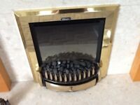 Dimplex Exbury Loxley electric fire with coals