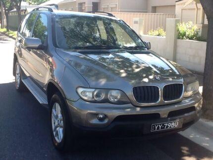 BMW X5 DIESEL WAGON