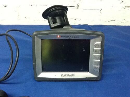 Lowrance Automotive i-way 500c GPS