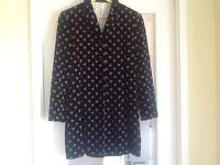 Vintage Laura Ashley floral coat 12