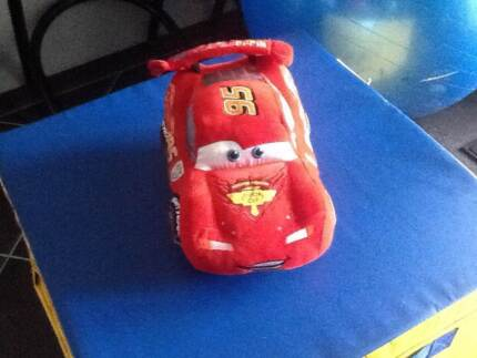 lightning mcqueen car from the disney shop - like new Pennington Charles Sturt Area Preview