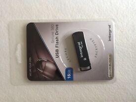 USB flash drive 16GB secure