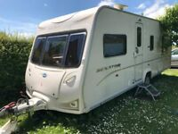 Bailey Senator Indiana Series 6 Caravan. 2007. Fixed bed. 4 Berth