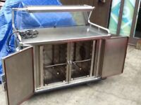 Hot and Cold Carvery Unit