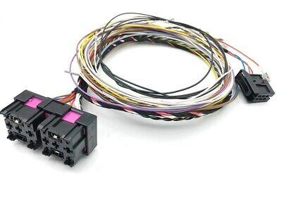 Multi Function Steering Wheel Mfl Cable Loom Adapter Nachrüstustung VW T5 Bus