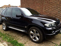 BMW x5 full functions great condition