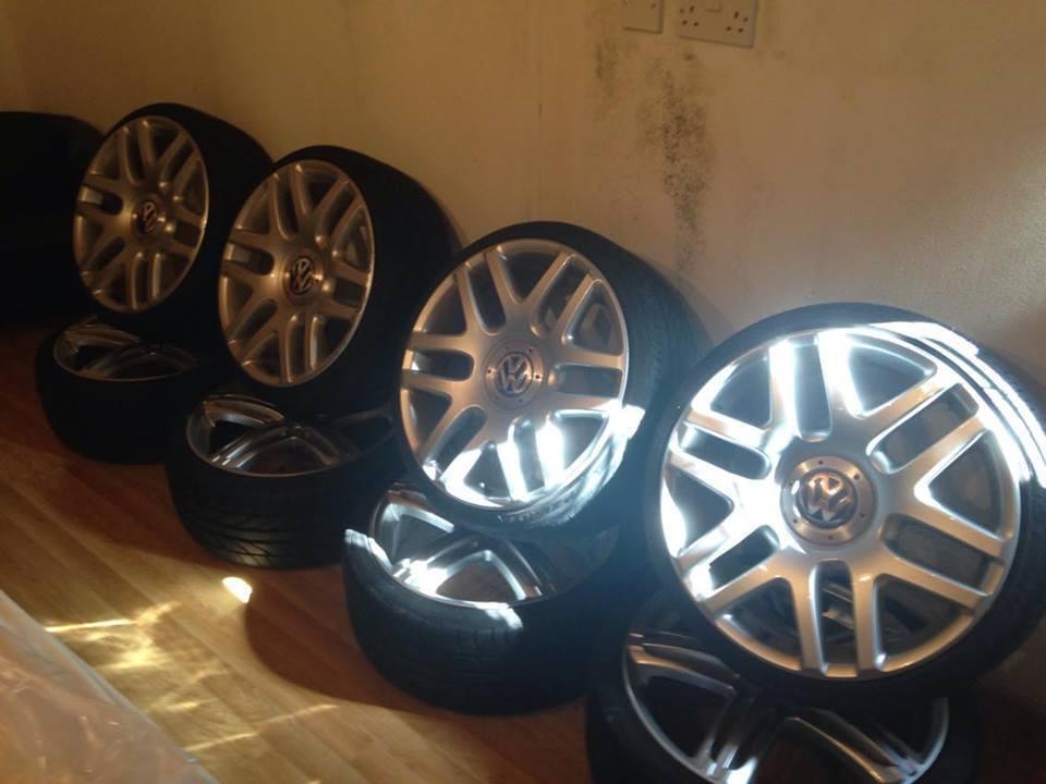 Volkswagen Phaeton 2004 - Wheel & Tire Sizes, PCD, Offset ... |Volkswagen Phaeton Wheels