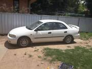 1996 limited edition ford laser lxi Bathurst Bathurst City Preview