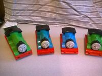 thomas and friends trains and books