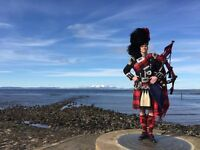 Bagpipes Piper for Wedding Stirling Glasgow Edinburgh Perth Inverness Dundee Isle of Skye Irvine Ayr