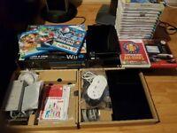 Wii U & Wii Consoles Complete With Games, Big Bundle!