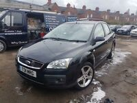 RARE FORD FOCUS SALOON TDCI **WITH PRIVATE PLATE***
