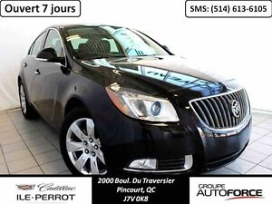 2013 BUICK REGAL TURBO PREM , CUIR, MAGS,