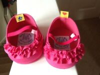 Build and bear shoes