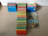 Ladybird book collection