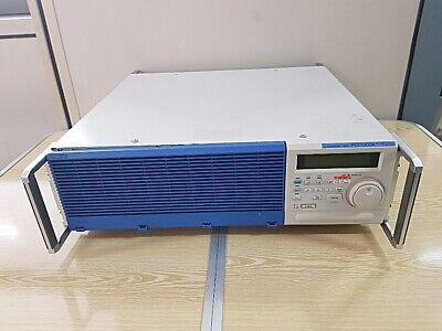Kikusui Pcz1000a Ac Electronic Load 1000w 14-280v