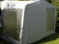 Isabella awning annex in excellent condition