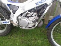 1993 yamaha Ty 250 z trails bike ( swap off road kx cr yz rm ktm gas gas )