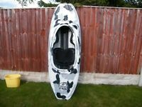 Dagger G Force 6.3 play boat