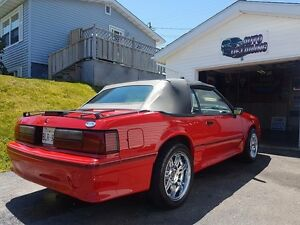 1988 Fox Body Many updated performance mods Convertible