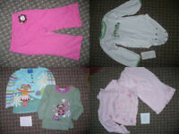 Bundle of 20 clothes for girl 9-12mths/ 9-12 mths. In excellent and very good condition.