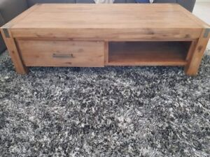 Coffee Table Silverwood Range From Super Amart