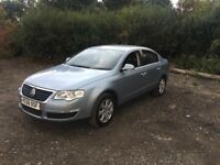 VW PASSAT spares or repair still drivers