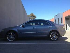 18 inch alloy rims with tyres Hinchinbrook Liverpool Area Preview