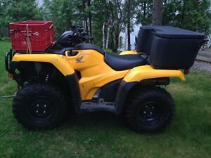 ATV Honda LIKE NEW