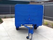 Covered or trades trailer Elizabeth Park Playford Area Preview