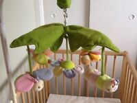 Musical Cot Mobile - £5