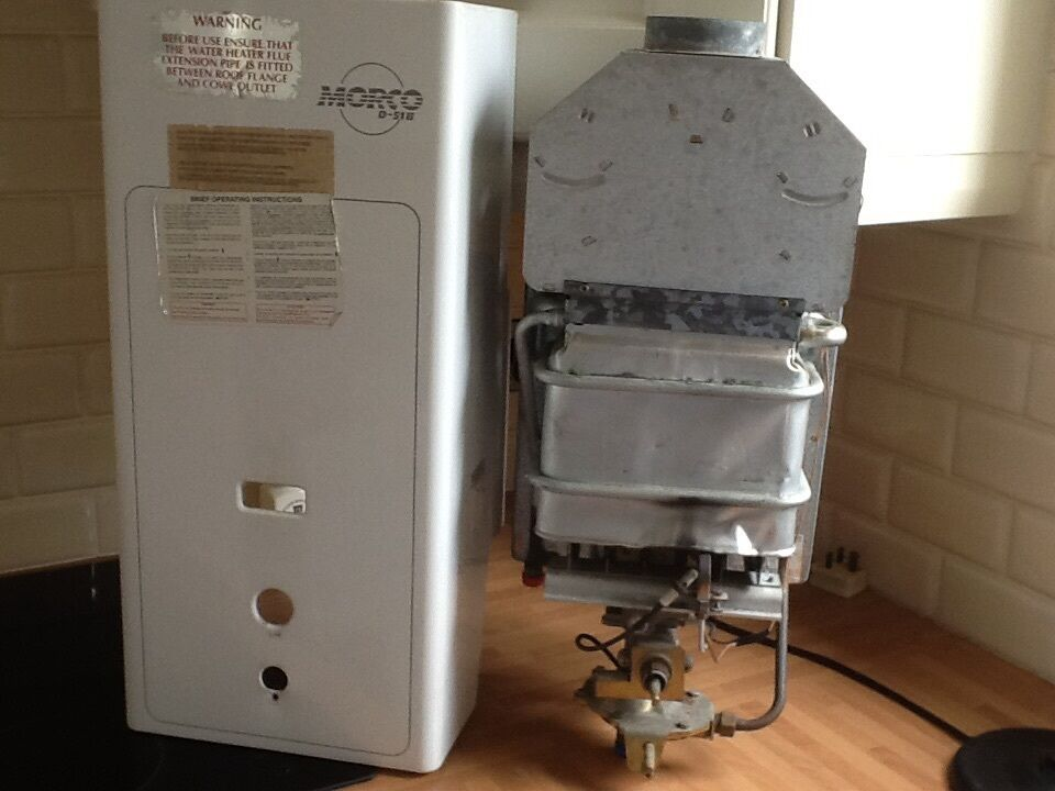 Morco D 51b Water Heater For Static Caravan In County