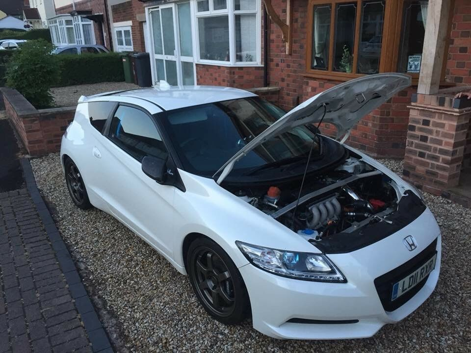 300bhp Modified Honda Cr Z In Bilston West Midlands Gumtree
