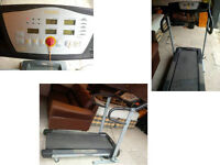 YORK 500 FOLDABLE TREADMILL GOOD WORKING ORDER GET YOUR FIT BODY FOR THE SUMMER SEE DETAILS BELOW