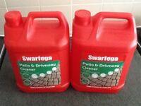 Patio & Driveway cleaner, swarfega 2 x 5ltr, £10
