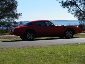 1975 Pontiac Firebird Byford Serpentine Area Preview
