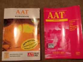 AAT Textbooks and Workbooks